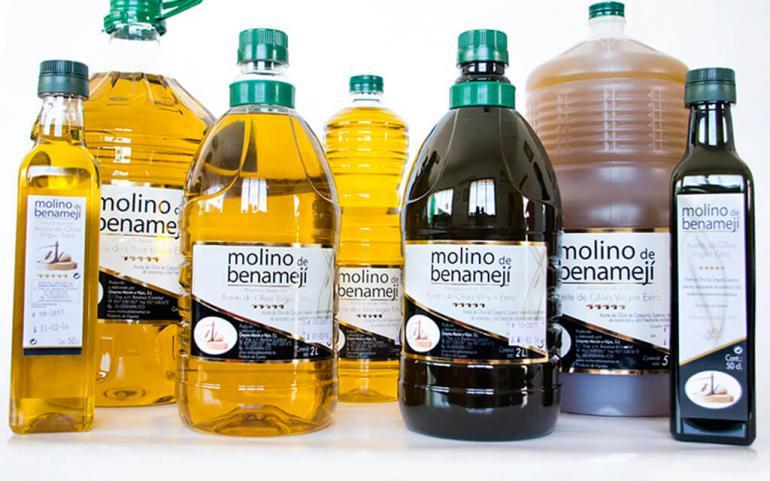comprar aceite oliva