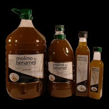Los mejores aceites de oliva virgen extra