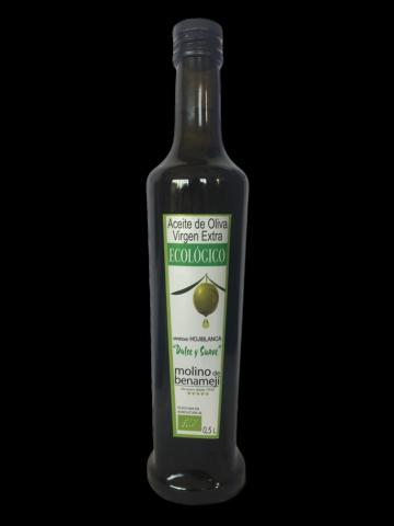 Aceite de oliva extra premium ecologico